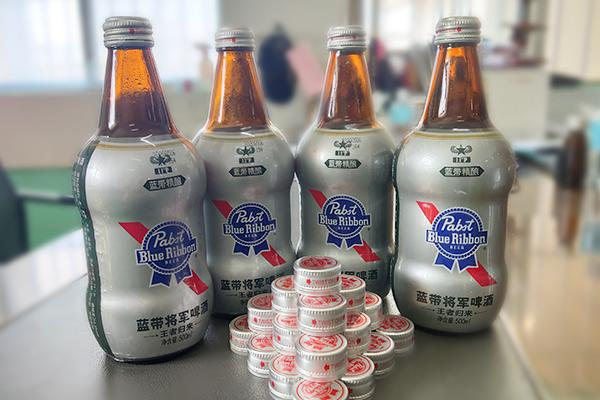 铝模塑盖在酒行业中使用发展历史