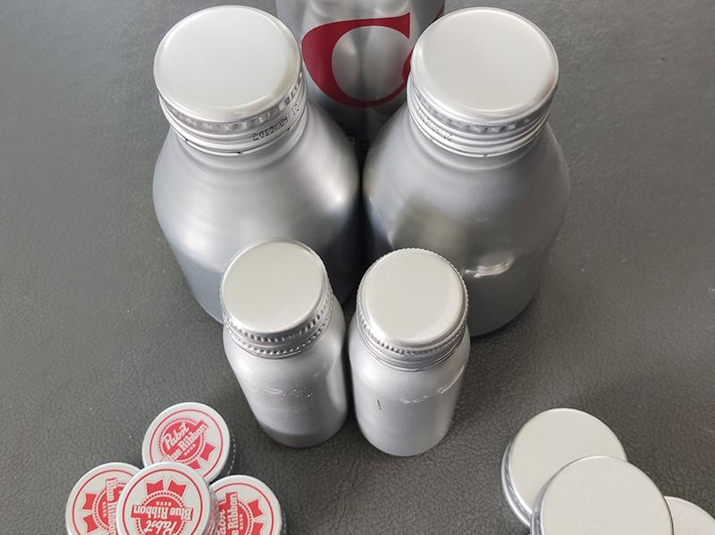 酒水瓶铝盖